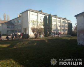 Газ у Таращанській школі: розслідування розпилу перебуває на контролі керівництва прокуратури Київщини