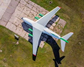 Білоцерківський аеропорт презентували у Женеві