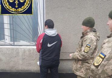 Військова прокуратура затримала в Білій Церкві втікача-дезертира з Житомира