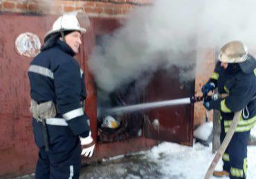 У Білій Церкві у палаючому гаражі загинули 2 чоловіків