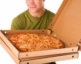 Грабіж у Білій Церкві: забрав піцу та ще й віддубасив