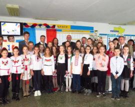 Посол Франції запропонувала білоцерківцям гуманітарну співпрацю