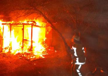 На Білоцерківщині в пожежі загинули двоє малюків та молода жінка