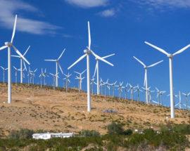 Вітряна еектростанція