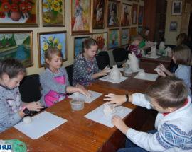 Більше 130 випускників за 26 років існування у Василькові студії образотворчого мистецтва і гончарства імені Михайла Денисенка