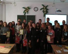 У Великодимерській ОТГ на Броварщині провели правову вікторину для школярів