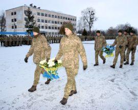 27 річницю Збройних Сил України відзначили у Василькові