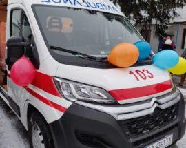Екстрена медична допомога Василькова отримала новий реанімобіль