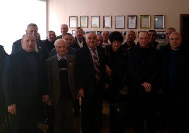 У Василькові привітали ветеранів і пенсіонерів МВС і Нацполіції