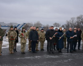 В Броварах розпочалися заходи до Дня Збройних сил України
