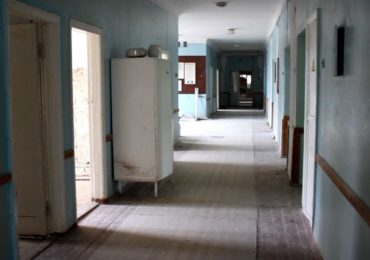 Естафета Єднання у Фастові розпочинають реконструкцію колишньої залізничної лікарні