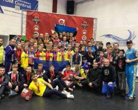 Фастівчани завоювали 29 медалей у фіналі Кубку світу з панкратіону