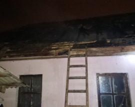 В Княжичах на Броварщині ліквідовано пожежу