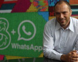 У Фастові виникла ініціатива назвати вулицю у місті іменем розробника WhatsApp Яна Кума