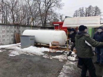 В Ірпінському регіоні прокуратура закрила 7 нелегальних автогазозаправних пунктів