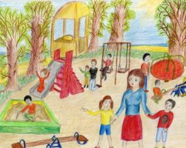 5 небезпечних дитячих майданчиків виявлено в Мархалівці на Васильківщині