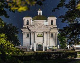 Фотографія Белоцерківського костьолу зайняла призове місце у міжнародному конкурсі