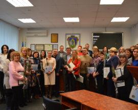 В Броварах до Дня місцевого самоврядування нагородили посадовців
