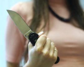 Алкоголь і ножове поранення: жительці Калинівки на Васильківщині «світить» до 8 років за ґратами