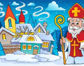 Півтори тисячі статусних дітей Васильківщини привітають із днем Святого Миколая