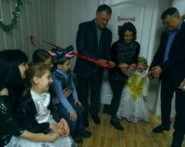 В Згурівському районі на Київщині відкрили інклюзивно-ресурсний центр