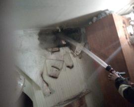 В Іванківському районі на Київщині вогнеборцями ліквідовано загорання житлового будинку