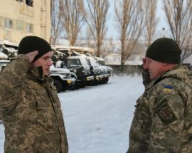 72-га бригада ім. Чорних Запорожців святкує 77-ту річницю створення