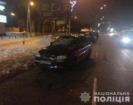 В Броварах на Київщині легковик збив чоловіка на пішохідному переході: потерпілий помер у лікарні
