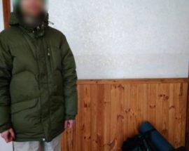 Поліція затримала сталкера, який вже неодноразово проникав на територію ЧАЕС