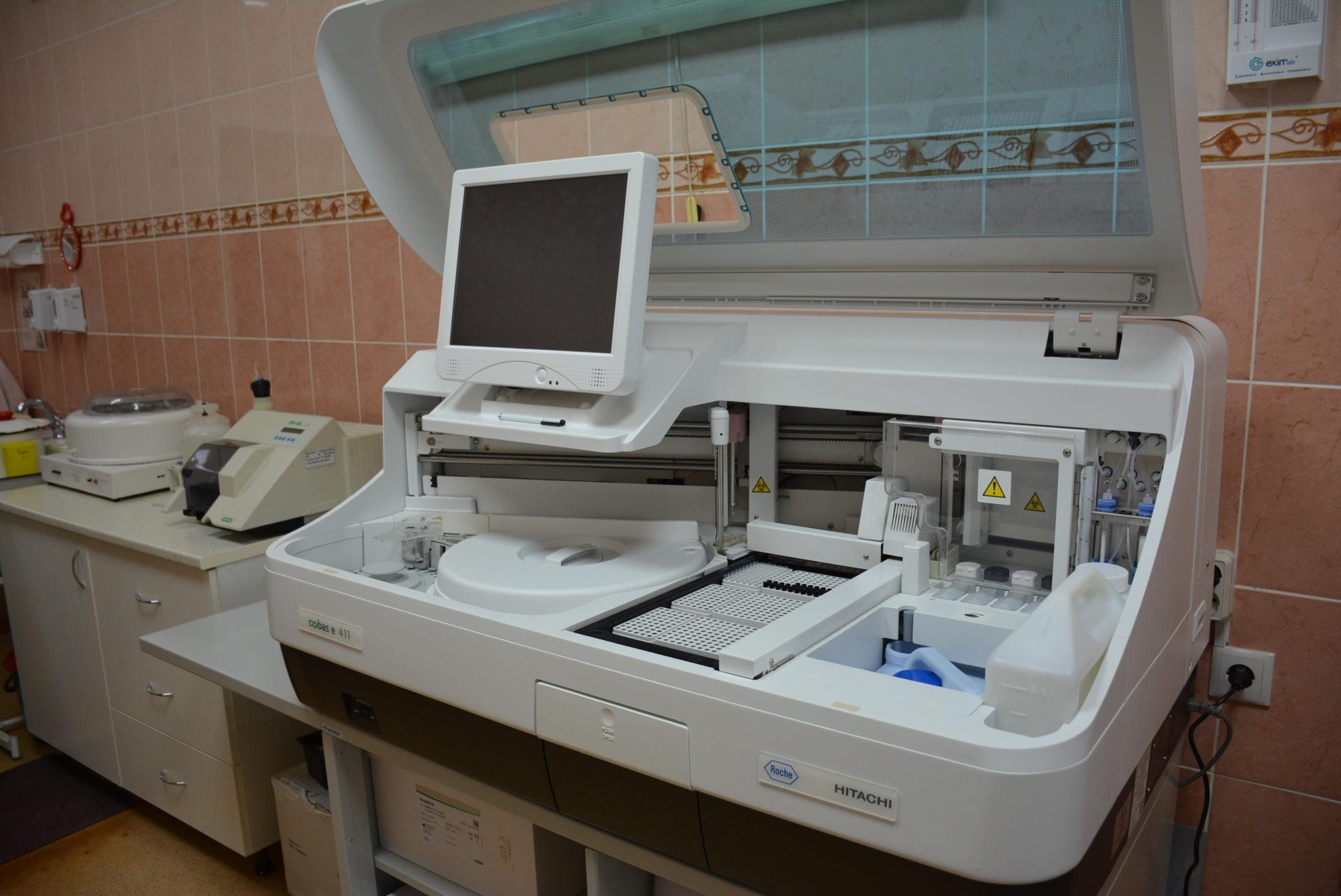 У Броварах на Київщині лікарня поповнилася найчучаснішим обладнанням