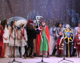 Ой радуйся, Земле! У Фастові пройшов концерт різдвяних колядок та щедрівок