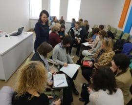 Безболісна адаптація особливих дітей: в Ірпені обговорювали питання інклюзивної освіти в Новій українській школі