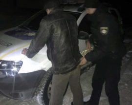 План «Перехоплення» на Фастівщині затримали викрадача авто