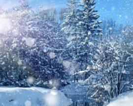 Прогноз погоди на Київщині на 8 січня синоптики обіцяють різдвяний мороз