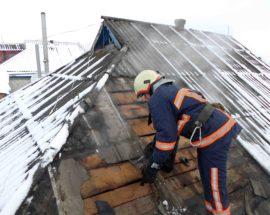 В Миронівському районі на Київщині ліквідувано пожежу в приватному житловому будинку