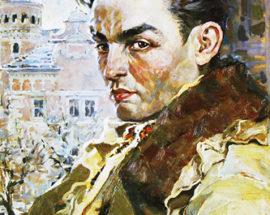 Володимир Сидорук – ірпінець із списку ТОП-100 українських художників