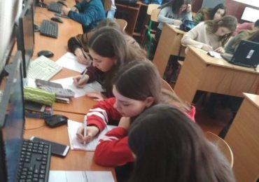 У Фастівському центрі зайнятості тестували учнів на визначення профорієнтаційних здібностей