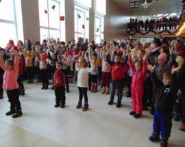 У Фастові пройшли благодійні новорічні ранки для дітей