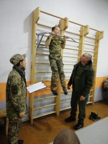 У Фастові пройшов військово-спортивний турнір «Бойова готовність»