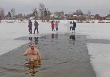 Хрещенський Йордан у Гостомелі пройде на центральному озері та Кимерці