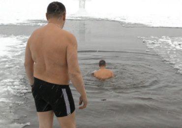 У Коцюбинському Водохреща святкуватимуть на місцевому озері