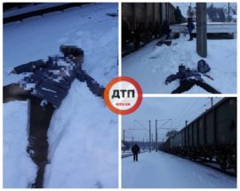 Трагедія на залізниці у Бучі: потяг збив жінку