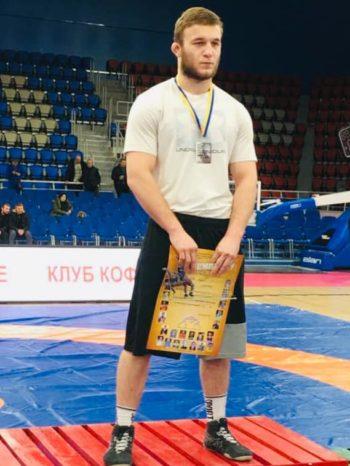 Спортсмени з Київщини переможці міжнародного турніру з греко-римської боротьби
