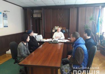 Поліція Васильківщини знайшла зниклу дівчину і притягнула до відповідальності її батьків