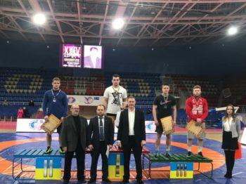 Спортсмени з Київщини переможці міжнародного турніру з греко-римської боротьби -  - g. r. b1 350x262