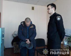 Поліція Білоцерківщини оперативно затримала 17-річного грабіжника