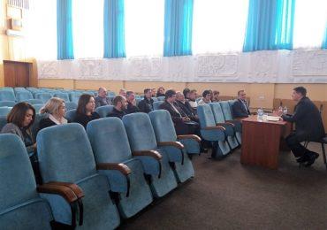 У Василькові обговорили доцільність створення ОТГ