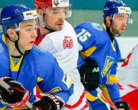В Броварах пройдуть матчі міжнародного хокейного турніру