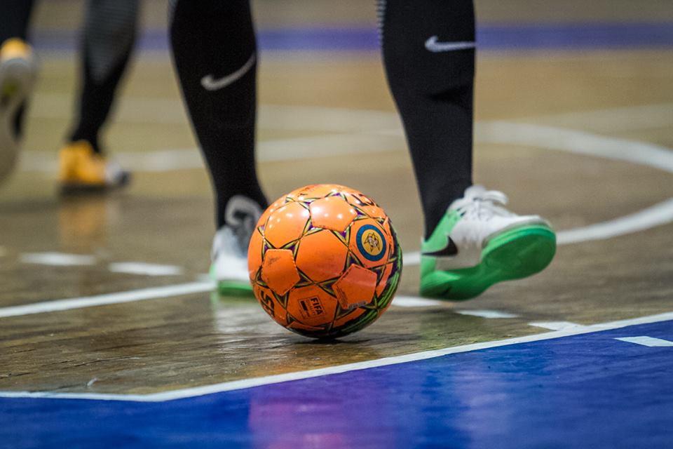 В містах Київщини пройдуть матчі групового етапу Кубку області з футзалу