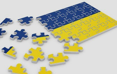 """1-ukraine-puzzle-flag_37349847 Децентралізація """"купкуванням"""": результати реформи у Києво-Святошинському районі"""